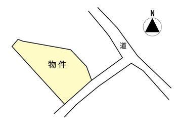 大和3(上諏訪駅) 1180万円 土地価格1180万円、土地面積323.46m<sup>2</sup>