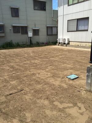 関屋大川前2(関屋駅) 500万円 現地(2016年6月)撮影