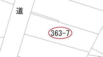 笠井町(遠州西ヶ崎駅) 747万円 土地価格747万円、土地面積100.8m<sup>2</sup>