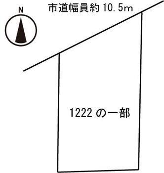 積志町(積志駅) 500万円 土地価格500万円、土地面積336m<sup>2</sup>
