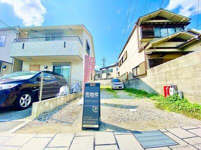 友岡3(西山天王山駅) 2380万円 建築条件無し売土地!<BR>お好きなハウスメーカー・工務店で建築可能です♪