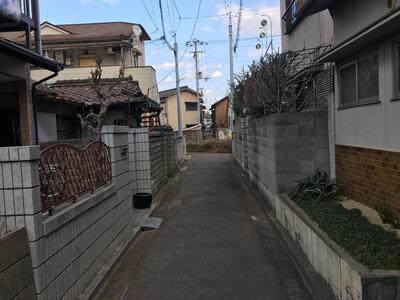 扇町3(昭和町駅) 250万円 現地(2019年8月)撮影