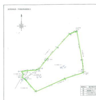 高野3 2100万円 土地価格2100万円、土地面積468.01m<sup>2</sup>