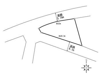 東畑町 780万円 土地価格780万円、土地面積215.43m<sup>2</sup>