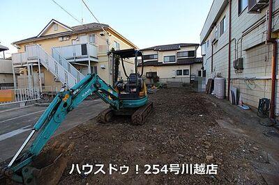 砂新田5丁目 売土地