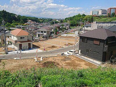 横浜線 八王子みなみ野駅 大船町 土地 21区画