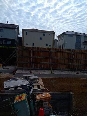 平塚市真田1丁目 宅地3 敷地面積は約48坪あります。