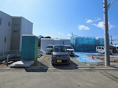 全13棟の開発分譲地。 町田市常盤町 8号棟