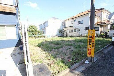 西東京市富士町5丁目 建築条件付売地 全2区画 (2018年10月)撮影/住環境の良さが魅力の住まい