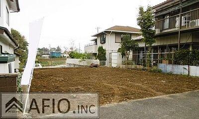 千葉市中央区赤井町 土地 閑静な住宅地。緑豊かな住環境です。