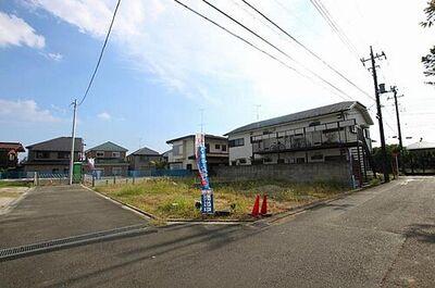「鶴川」駅 歩13分 全4区画の開発分譲地 No.2 外観