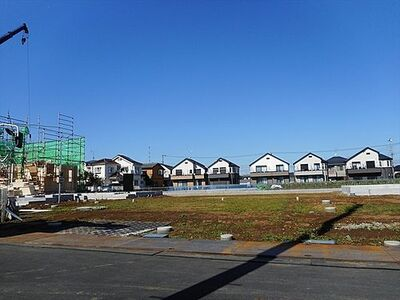 土地 東村山市久米川町33期 全14区画 2H区画 穏やかな住環境です