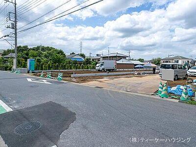 川口市大字前野宿(土地)04 4号地