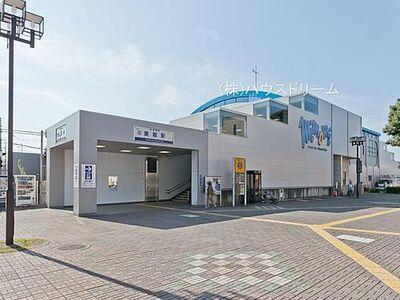 習志野市東習志野5丁目土地 京成本線「実籾」駅