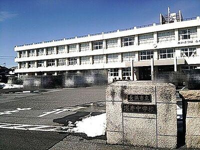 長浜市立浅井中学校