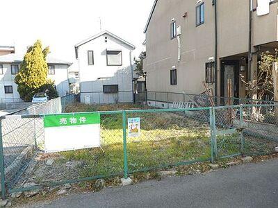神戸市須磨区須磨本町・売り土地