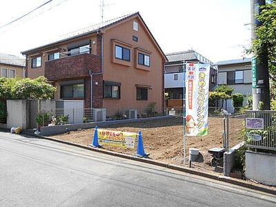 成瀬8丁目 売地