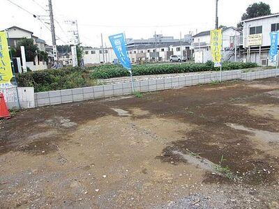小平市花小金井3丁目 売地全20区画 平成29年8月撮影