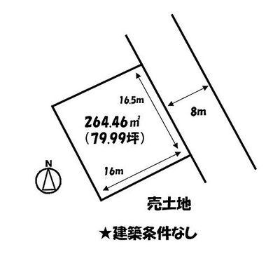幕山台8丁目 売土地