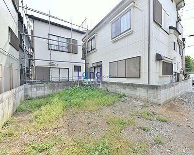 西川口 建築条件無し売地/全1区画 JR京浜東北線「西川口駅」から徒歩20分。