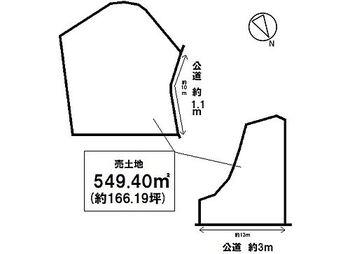 常滑市山方町2丁目 土地に関するご相談は地域密着型のハウスドゥ半田にお任せ下さい!