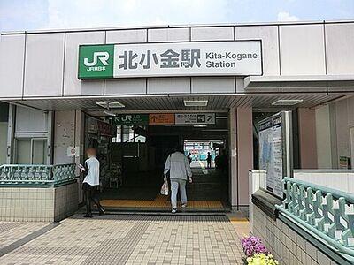 北小金駅(JR 常磐線)まで1427m、北小金駅(JR 常磐線)