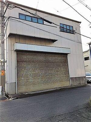 香芝市藤山2丁目 倉庫・事務所