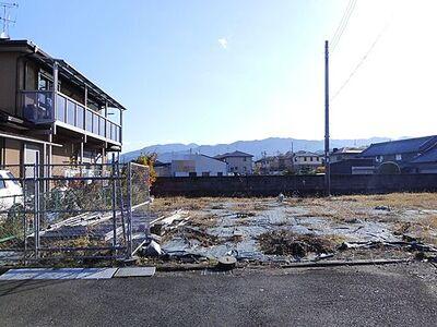 和田町 売土地