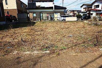 つくばみらい市小島新田紫峰ヶ丘 売地 現地写真です。