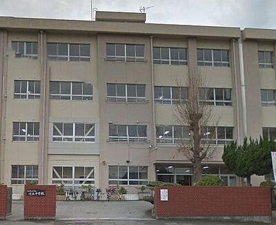 和歌山市湊5丁目 中学校和歌山市立 河北中学校まで1982m