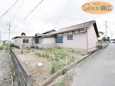 加古郡稲美町中一色 土地 現況古家付きです。