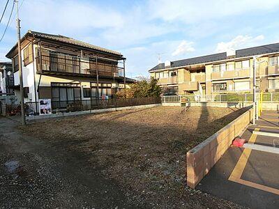 島町 建築条件無し売地 見沼区島町にある売地でございます。