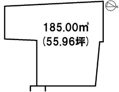 上福岡4丁目 売土地