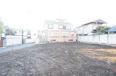 世田谷区桜上水5丁目 建築条件なし土地