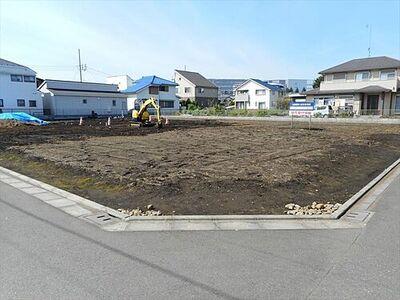 豊田駅歩12分 全6区画-C区画