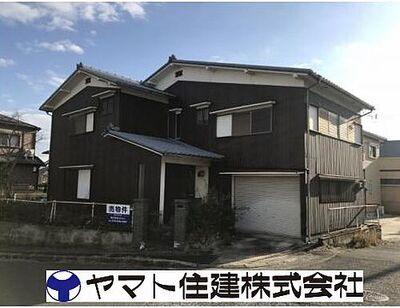 神戸市西区富士見が丘5丁目 解体更地渡しです。