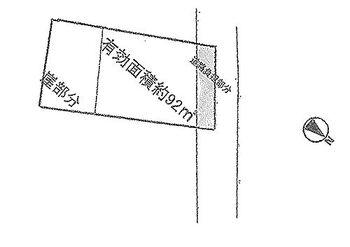 長田区 上池田 売土地 更地 土地価格900万円 土地面積198.25平米