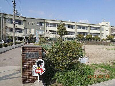 パークサイドテラス梶取・分譲地・61003 【小学校】野崎西小学校まで619m