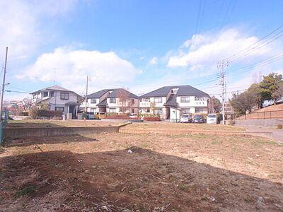 「こどもの国」駅 歩18分 町田市成瀬3丁目 C区画