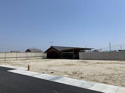 葛城市西辻6号地 売土地 通勤通学に便利な駅近!約69坪の広い土地です。
