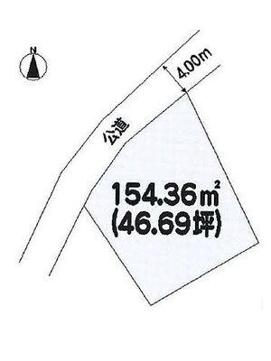 平塚市公所 敷地面積は約46坪あります。