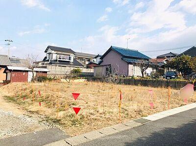 売土地 西岡町二本木 全2区画 2021年2月撮影【無料建築プランお作りします】まずはお気軽にお問い合わせくださいませ◎