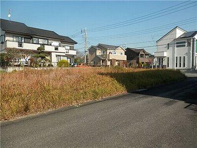 龍ケ崎市藤ヶ丘7 87.73坪 売地
