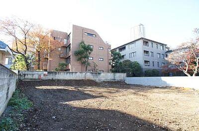港区赤坂8丁目 建築条件付き土地
