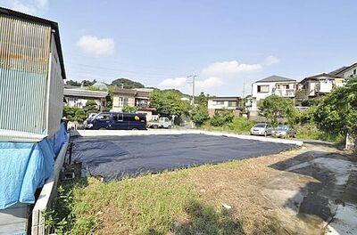 高田西4丁目 土地 現況は更地となっております。