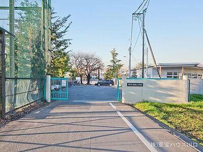 新座市立西堀小学校 距離700m