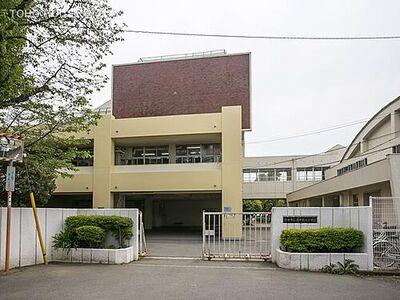 府中市立府中第八小学校 距離850m