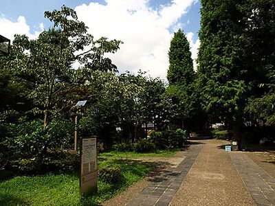 港区赤坂8丁目 建築条件付き土地 公園六本木西公園まで1073m