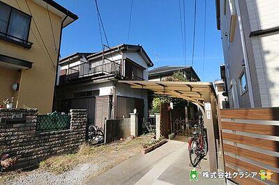 <クラシア> 街と人と調和して暮らす 鶴ヶ島市脚折 駅から徒歩13分、閑静な住宅地です(2018年1月撮影)