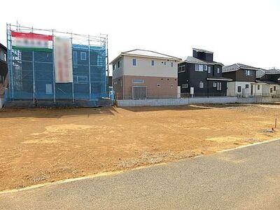 千葉市緑区高田町 区画13-8 敷地面積約50坪です